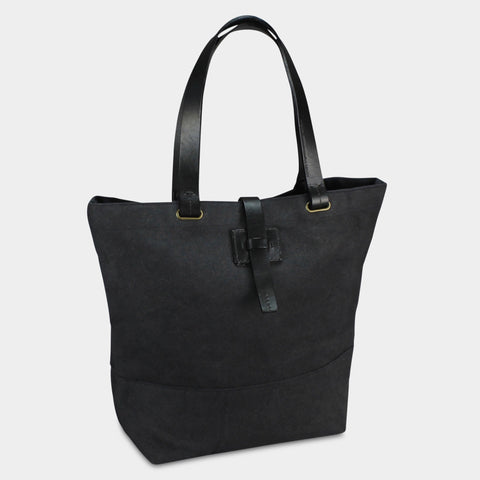 LARGE URBAN TOTE - Charcoal/Black