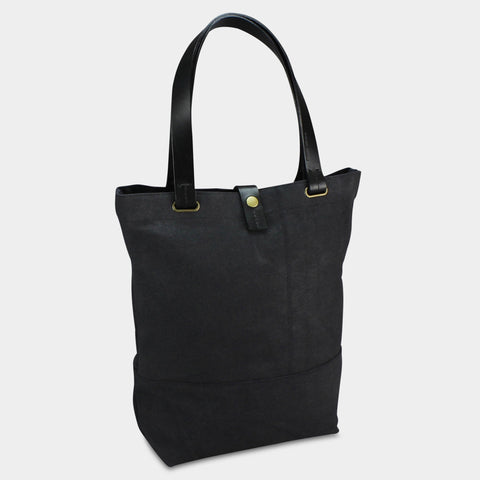SMALL URBAN TOTE - Charcoal/Black