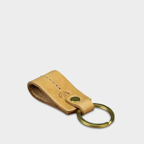 SIMPLE KEY FOB - Natural