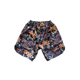 DRAGON FLORAL FIGHTSHORTS