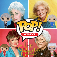 Golden Girls Pop Funko