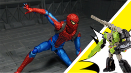 Taking Down Fun Hate with Spider-Man!