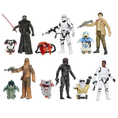 Star Wars: The Force Awakens Armor-Up Wave 2 Set of 8