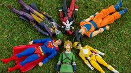 Action Figures Unite to End Toy Hate!