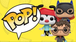 Poptastic - Going Crazy for Pop! Funko!