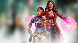 Marvel Legends & Star Wars Gals to the Rescue!
