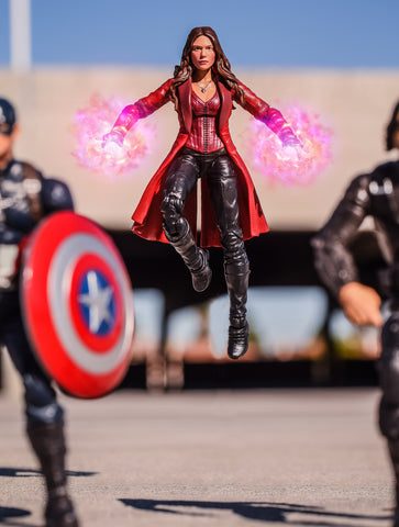 Marvel Legends Scarlet Witch Hasbro