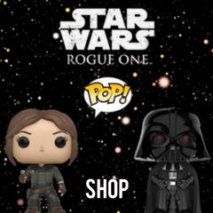 star wars rogue one pop funko