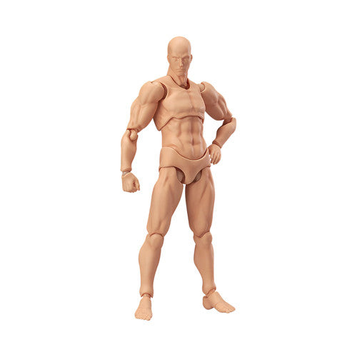 DIY Action Figure: Figma Archetype Next: He - Flesh - Max Factory - Woozy Moo - 1