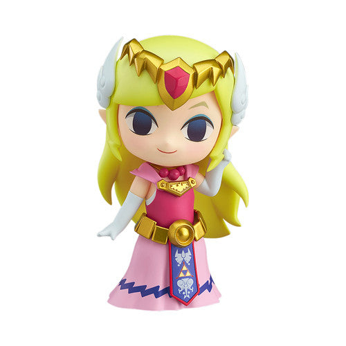 Legend of Zelda The Wind Waker HD: Princess Zelda Nendoroid - Good Smile Company - Woozy Moo - 1