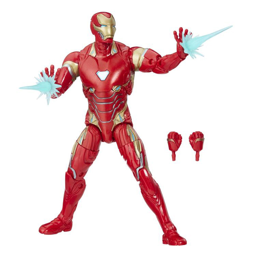 Avengers Infinity War Marvel Legends Iron Man Action Figure