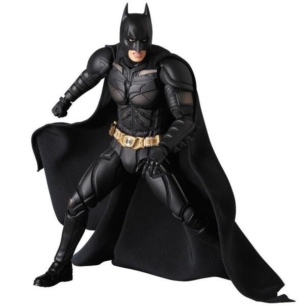 Batman The Dark Knight Rises Version 3.0 MAFEX Miracle Action Figure DC