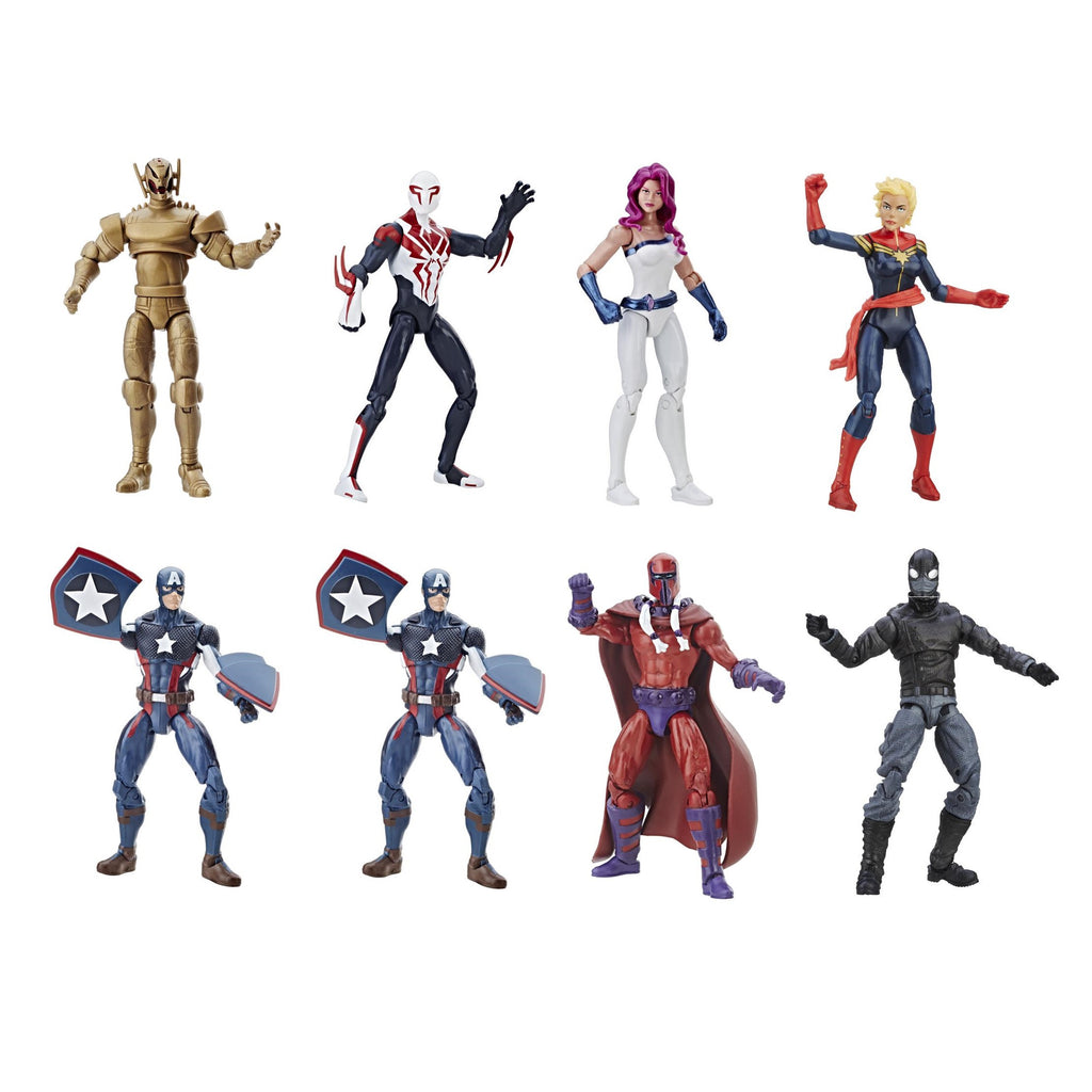 "Marvel Legends 3.75"" 2017 Wave 2 Case of 8"