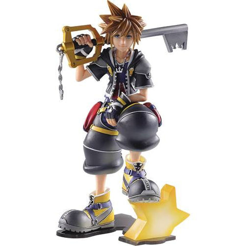 Kingdom Hearts II - Sora - Static Arts