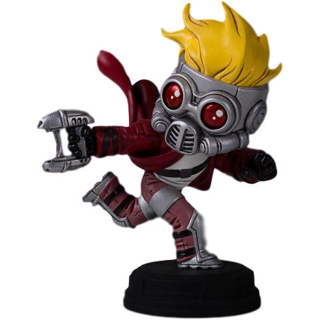 Marvel Star-Lord Animated Statue - Gentle Giant - Limited Edition - Gentle Giant - Woozy Moo - 1