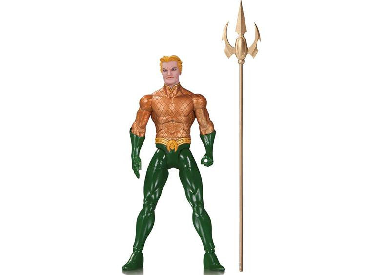 DC Comics Designer Series Aquaman Action Figure by Greg Capullo - DC Collectibles - Woozy Moo