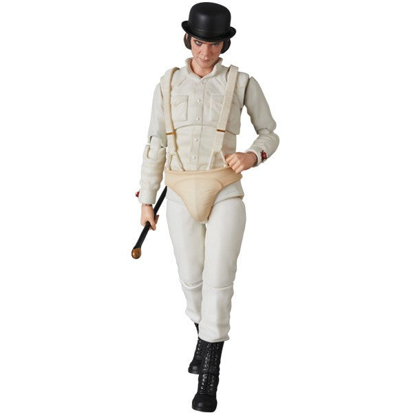 Alex DeLarge (Malcolm McDowell) | A Clockwork Orange (1971) | MAFEX No. 055 (Miracle Action Figure EX) | MEDICOM TOY | Woozy Moo
