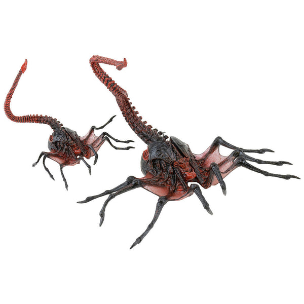 Aliens - Queen Facehugger 7″ Scale Action Figure Series 10 - NECA - Woozy Moo