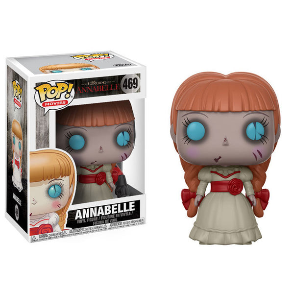 Annabelle | The Conjuring | POP! Movies Vinyl Figure | Funko | Woozy Moo