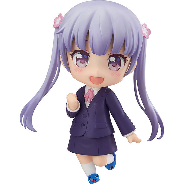 Suzukaze Aoba | NEW GAME!! | Nendoroid No. 639 | Good Smile Company | Woozy Moo