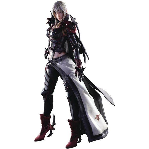 Aranea Highwind | Final Fantasy XV (FFXV, FF15) | Play Arts Kai Action Figure | Square Enix | Woozy Moo