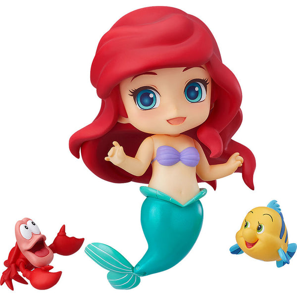 Ariel | The Little Mermaid (Disney) | Nendoroid 836 | Good Smile Company | Woozy Moo