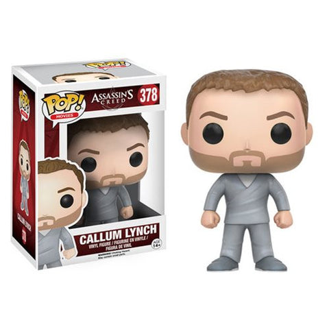 Assassin's Creed Movie - Callum Lynch Pop! Vinyl Figure
