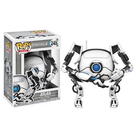 Atlas Portal 2 Pop Games Vinyl Figure 245