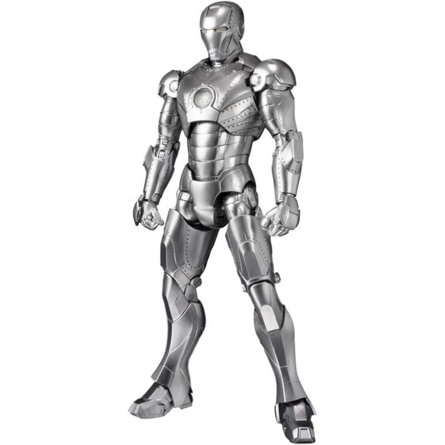 Iron Man Mark II & Hall of Armor Set - Marvel - S.H. Figuarts - Bandai Tamashii Nations - Woozy Moo