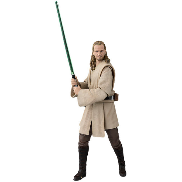 Qui-Gon Jinn - Star Wars: Episode I – The Phantom Menace - Bandai Tamashii Nations - Woozy Moo