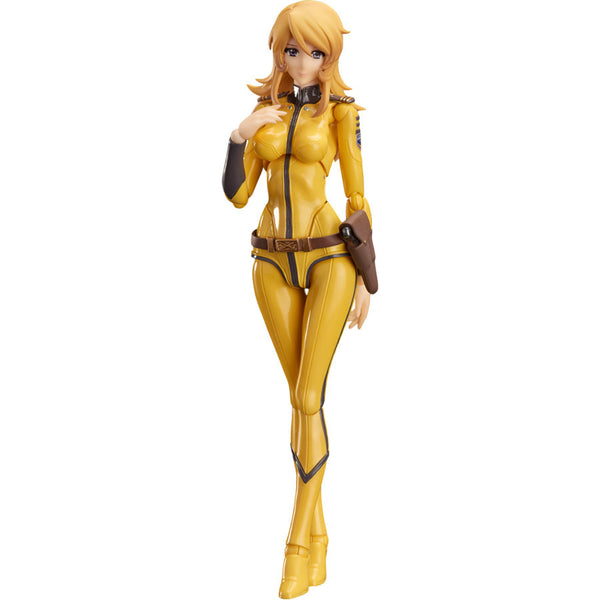 Mori Yuki - Space Battleship Yamato 2202: Warriors of Love - SH Figuarts - Bandai Tamashii Nations - Woozy Moo