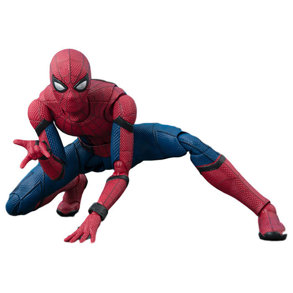 Spider-Man - Spider-Man: Homecoming - SH Figuarts - Bandai Tamashii Nations - Woozy Moo