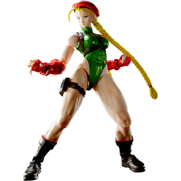 Cammy - Street Fighter V - SH Figuarts - Bandai Tamashii Nations - Woozy Moo