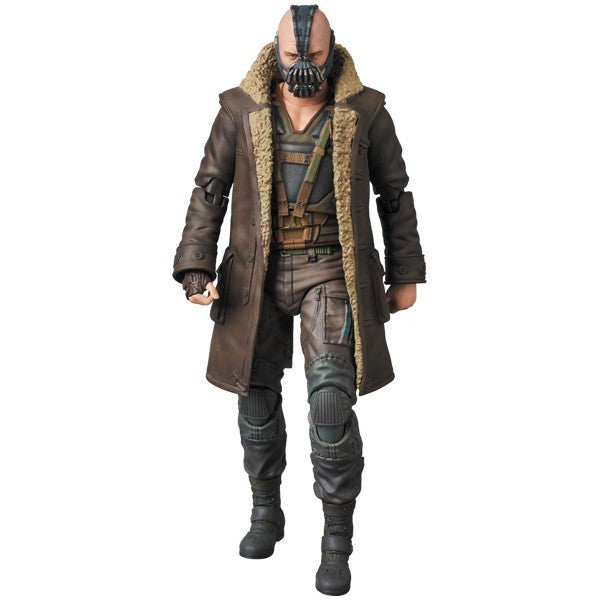 Bane (Tom Hardy) | The Dark Knight Rises (Batman) | MAFEX No. 052 (Miracle Action Figure) | Medicom | Woozy Moo