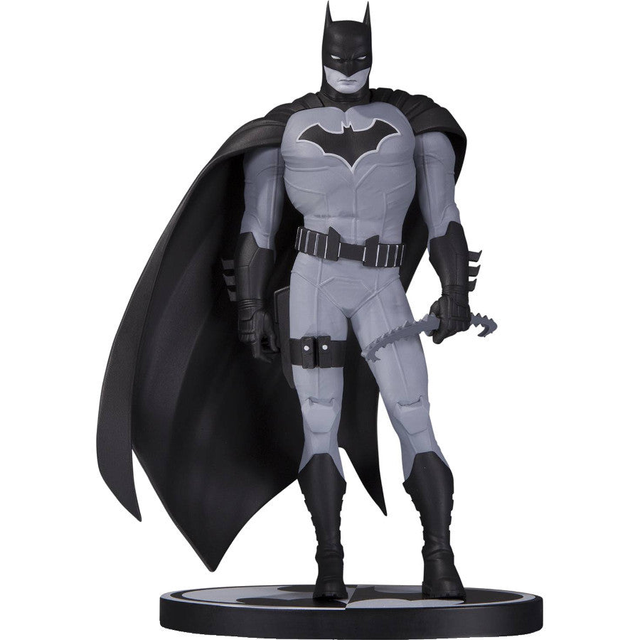 "Batman (John Romita Jr.) | DC Comics | ""Black and White"" (B&W) Statue 