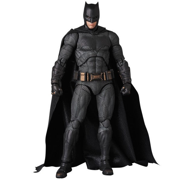 Batman (Ben Affleck) | Justice League (DC Cinematic Universe) | MAFEX No. 056 (Miracle Action Figure) | Medicom | Woozy Moo