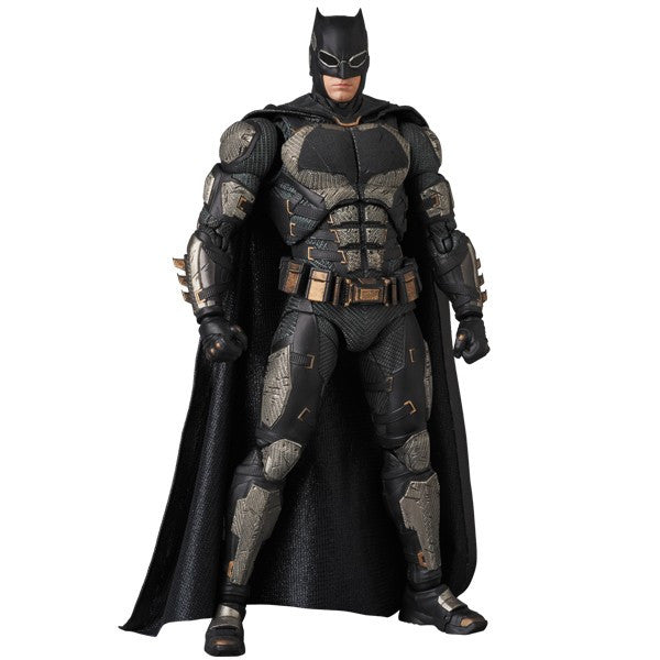 Batman (Ben Affleck as Bruce Wayne) Tactical Suit version | Justice League (2017, DC Extended Universe / DCEU) | MAFEX No. 064 (Miracle Action Figure EX) | Medicom | Woozy Moo