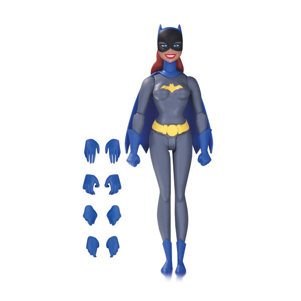 DC Batman: The Animated Series - Batgirl - DC Collectibles - Woozy Moo