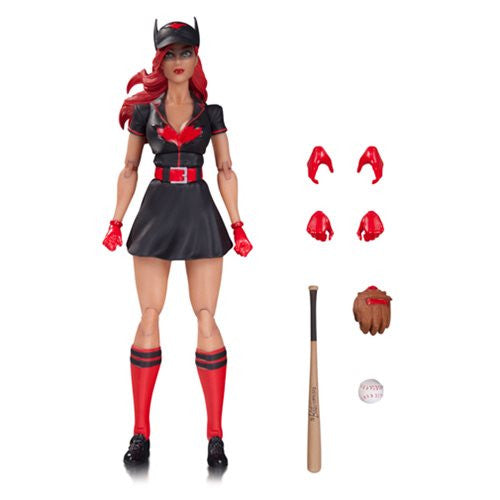 DC Designer Series Ant Lucia Bombshells Batwoman - DC Collectibles - Woozy Moo