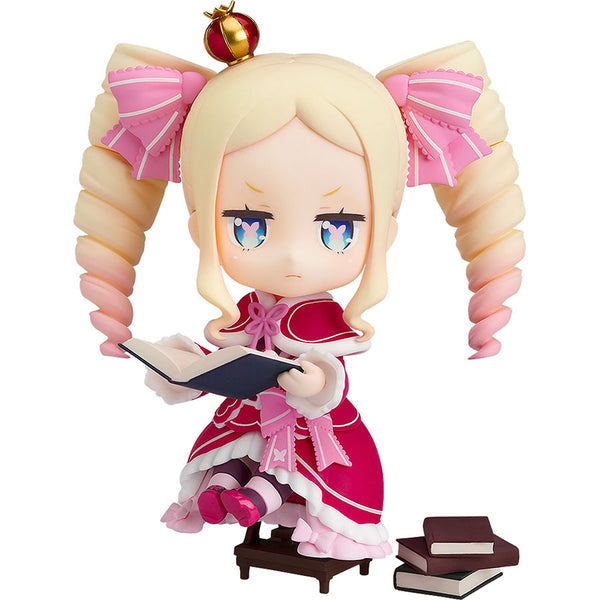 Beatrice | Re:Zero − Starting Life in Another World (Re:ゼロから始める異世界生活 Ri:ZERO kara Hajimeru Isekai Seikatsu, Re: Life in a different world from zero) | Nendoroid 861 | GOOD SMILE COMPANY | Woozy Moo