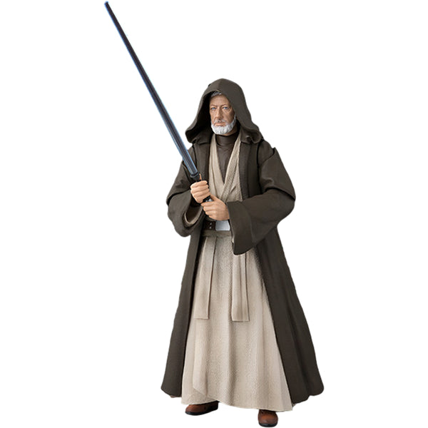 Obi-Wan Ben Kenobi | Star Wars: Episode IV – A New Hope | S.H.Figuarts | Bandai Tamashii Nations | Woozy Moo