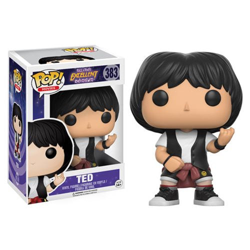 "Bill & Ted's Excellent Adventure - Ted ""Theodore"" Logan Pop! Vinyl Figure"