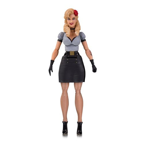 Black Canary (Ant Lucia) | DC Comics | Designer Series Bombshells Action Figure | DC Collectibles | Woozy Moo
