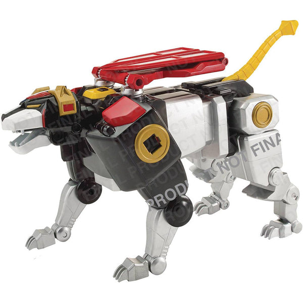 Black Lion | Voltron: Defender of the Universe | Action Figure | Playmates | Woozy Moo