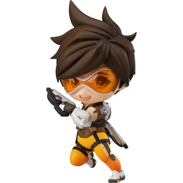 Blizzard Overwatch - Tracer Nendoroid - Good Smile Company - Woozy Moo