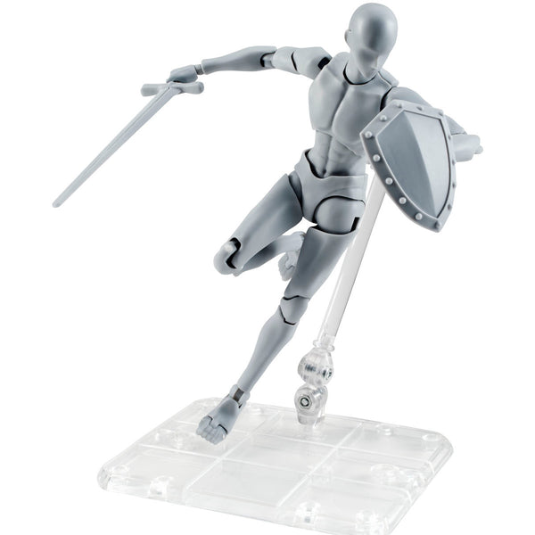 Body-kun -Takarai Rihito- Edition DX SET (Gray Color Ver.) - Figuarts (S.H.Figuarts) - Bandai Tamashii Nations - Woozy Moo