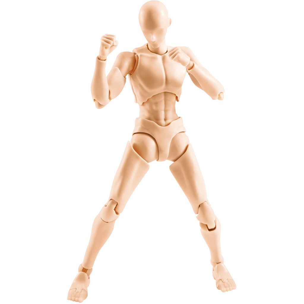 Body-kun -Takarai Rihito- Edition DX SET (Pale orange Color Ver.) - Figuarts (S.H.Figuarts) - Bandai Tamashii Nations - Woozy Moo