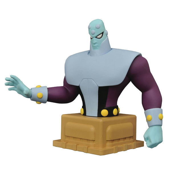 Brainiac - Superman: The Animated Series (DC Animated Universe) - Resin Bust - Diamond Select Toys / Varner Studios - Woozy Moo