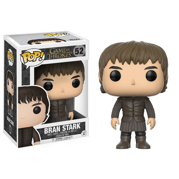 Bran Stark - Game of Thrones - Pop! Vinyl Figure - Funko - Woozy Moo