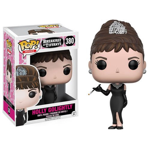 Breakfast at Tiffany's - Holly Pop! Vinyl Figure - Funko - Woozy Moo
